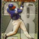 SAMMY SOSA 1999 Topps HR Parade #461 w/ Roger Maris pic on back.  CUBS