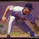 CAL RIPKEN Jr. 1995 Fleer All Star Insert #5 of 25 w/ The Wizard.  ORIOLES