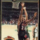 JOHN SALLEY 1992 Stadium Club #375.  HEAT
