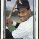 SAMMY SOSA 1992 Topps GOLD Insert #94.  WHITE SOX