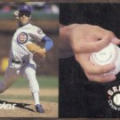 GREG MADDUX 1992 Pinnacle Grips #608.  CUBS