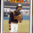 EDDIE MURRAY 1986 Topps All Star Glossy #2 of 22.  ORIOLES