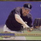 JACK McDOWELL 1994 UD Silver Signature Insert #309.  WHITE SOX