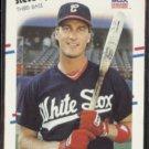STEVE LYONS 1988 Fleer #405.  WHITE SOX