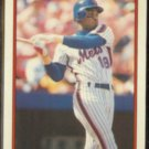 DARRYL STRAWBERRY 1990 Topps All Star Glossy #7 of 60.  METS