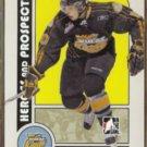 BRAYDEN SCHENN 2008 In The Game Rookie #63.  WHEAT KINGS