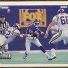 AMANI TOOMER 1997 Upper Deck CC #189. GIANTS