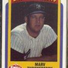 MARV THRONEBERRY 1990 CMC Swell Greats #77.  YANKEES