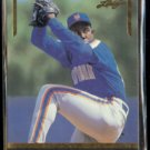 ANTHONY YOUNG 1991 GOLD Leaf Rookie Insert #BC23.  METS