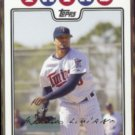 FRANCISCO LIRIANO 2008 Topps #546.  TWINS