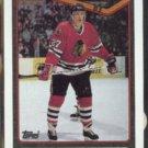 JEREMY ROENICK 1990 Topps #7.  BLACK HAWKS