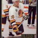 PAVEL BURE 1992 Ultra Rookie Insert #3 of 8.  CANUCKS