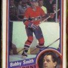 BOBBY SMITH 1984 O-Pee-Chee #273.  CANADIENS