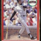 WILL CLARK 1991 Score Super Star #4.  GIANTS