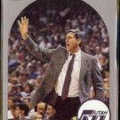 JERRY SLOAN 1990 Hoops #330.  JAZZ