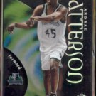 ANDRAE PATTERSON 1998 Skybox EX Century #69.  TWOLVES