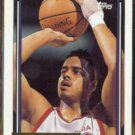 JAYSON WILLIAMS 1992 Topps GOLD Insert #134.  76ers