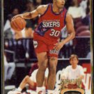 CLARENCE WEATHERSPOON 1992 Stadium Club Draft #346.  76ers