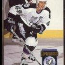 BRENT GRETZKY 1993 Donruss #318.  LIGHTNING