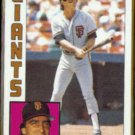 JACK CLARK 1984 Topps #690.  GIANTS