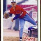 GABE WHITE 1992 Upper Deck Prospect #202.  EXPOS