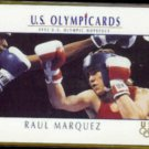 RAUL MARQUEZ 1992 Impel US Olympic #26.  BOXING