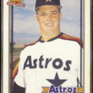 PETE HARNISCH 1991 Topps Traded #53T.  ASTROS