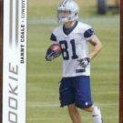 DANNY COALE 2012 Score Rookie #320.  COWBOYS