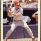RUBEN AMARO 1992 Donruss The Rookies #4.  PHILLIES