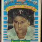 HARMON KILLEBREW 1991 Kellogg's Sportflics #6 of 15.  TWINS