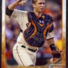 BUSTER POSEY 2015 Topps Team Card #SFG-12.  GIANTS