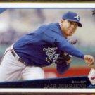 JARI JURRJENS 2009 Topps Team Card #ATL8 + 2012 Topps #447.  BRAVES