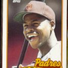 BIP ROBERTS 1989 Topps Traded #103T.  PADRES
