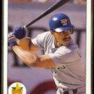 JUAN GONZALEZ 1990 Upper Deck Rookie #72.  TEX RANGERS