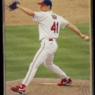 CHARLES NAGY 1998 Stadium Club #160.  INDIANS