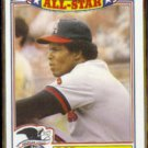 ROD CAREW 1985 Topps AS Glossy #13 of 22.  ANGELS