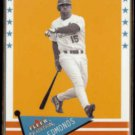 JIM EDMONDS 2003 Fleer Tradition #474.  CARDS