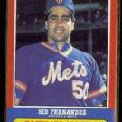 SID FERNANDEZ 1987 Fleer All Stars Odd #16 of 44.  METS