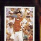 RICK DEMPSEY 1981 Topps mini Sticker #38.  ORIOLES