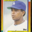 HUBIE BROOKS 1990 Topps Traded #14T.  DODGERS