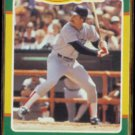 WADE BOGGS 1986 Fleer Limited Edition #4 of 44.  RED SOX