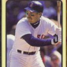 WADE BOGGS 1989 Fleer All Stars #3 of 44.  RED SOX