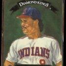 CARLOS BAERGA 1993 Donruss Diamond King Insert #DK-13.  INDIANS