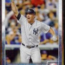 CHASE HEADLEY 2015 Topps Team Card #NYY-17.  YANKEES