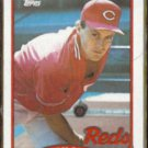 RANDY ST. CLAIRE 1989 Topps #666.  REDS