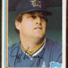 JEFF BURROUGHS 1982 Topps #440.  MARINERS