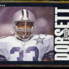 TONY DORSETT 1985 Topps #40.  COWBOYS