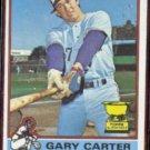 GARY CARTER 1976 Topps #441.  EXPOS