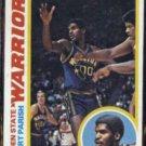 ROBERT PARRISH 1978 Topps #86.  WARRIORS