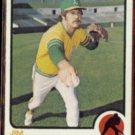 JIM HUNTER 1973 Topps #235.  A's